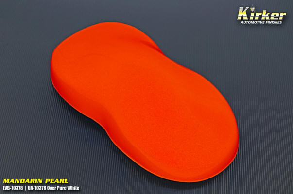 Ua 10378 Mandarin Pearl Midcoat Start To Finish Kit Pp