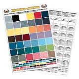 "HOK 1052015 Single Color Check Panel 11""X17"""