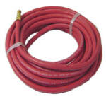 "ATD 8150, 3/8"" x 25 ft. GoodYear® Two-Braid Rubber Air Hose"