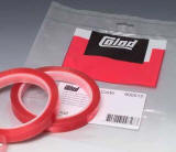 "Colad® Red 1/2"" Permanent Attachment Tape"