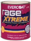 Evercoat Rage Gold XTREME High Performance Premium Lightweight Body Filler, 100120, .8 gallon ( 3 Liters )