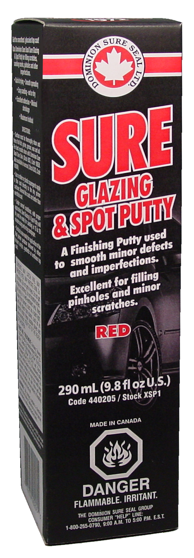 Dominion Sure Seal Flexible Spot Putty