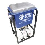 Astro Pneumatic Hurri-Clean Pump-less Waterborne & Solvent Based Paint Spray Gun Washer, 4535W