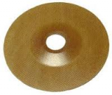 "S & G TOOL AID - PHENOLIC 9"" BACKING PLATE"