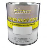 KIRKER 201 SUPER RUST STOP PRIMER / SEALER BLACK GALLON