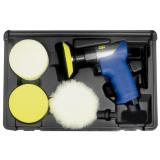 "Astro Pneumatic 3"" Mini Air Polishing Kit, 3055"
