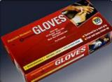 Gloves - Traditional General Purpose 5 mil Medium Size Latex Gloves