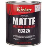 Kirker EC325 Medium Solids Matte Clear Coat Gallon