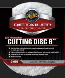 "Meguiar's DMC6-DA Microfiber Cutting Disc 6"" (2 pack)"