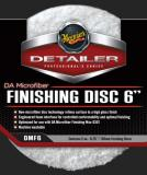 "Meguiar's DMF6-DA Microfiber Finishing Disc 6"" (2 pack)"
