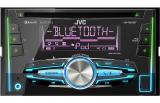 JVC KWR910BT Double-DIN Bluetooth CD/USB Receiver