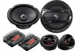 "Pioneer TS-A1605C 6-3/4"" component speaker system"