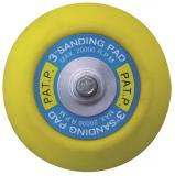 "Astro Pneumatic Sanding / Polishing Backup Pad - 3"" diameter"