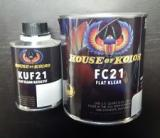 HOK House of Kolor FC21 Flat Clear Quart with Activator Kit