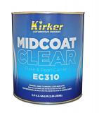 Kirker EC310 Midcoat Clear Flake & Pearl Carrier 3/4 Gallon